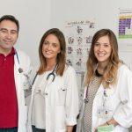 El servicio de Pediatría del Hospital de Guadalajara, premiado por un trabajo sobre alergia a la leche