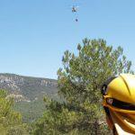 La Junta ejecuta obras de mejora en el helipuerto y accesos de El Serranillo