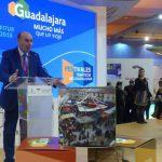 Especial Fitur 2018: La Diputación muestra la riqueza turística de Guadalajara a través de la literatura y los festivales temáticos