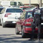 Tres detenidos en Guadalajara por conducir borrachos y uno de ellos, además, detenido por tercera vez por conducir sin carné