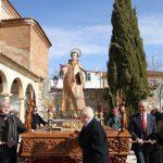 Numerosos municipios de Guadalajara celebran esta semana las fiestas en honor de san Sebastián, san Vicente,san Ildefonso y la Virgen de la Paz