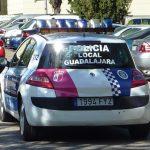 La Policía Local de Guadalajara expide 36 denuncias por incumplir las restricciones a la libertad impuestas por el Estado de Alarma