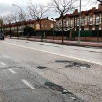"""Cs Azuqueca: """"El equipo de Gobierno de Blanco descuida el mantenimiento y la limpieza de las calles"""""""