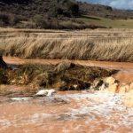 Los agricultores y ganaderos de la provincia culpan a la Confederación del Tajo de las numerosas inundaciones y desbordamientos