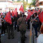 200 delegados sindicales se concentran frente a la sede de la CEOE en Guadalajara para exigir mejoras salariales a los asalariados