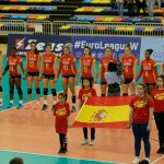 El  Palacio Multiusos acoge  dos de los partidos clasificatorios para el Campeonato de Europa Femenino de Voleibol 2019 los días 19 y 22 de agosto