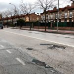 Una menor resulta policontusionada tras ser atropellada en la avenida siglo XXI de Azuqueca