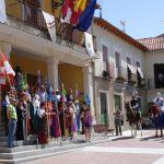 Jadraque celebra el sábado 23 de junio la VI Jornada Cidiana con la Cena y Hoguera de San Juan, de Interés Turístico Provincial