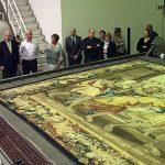 La segunda exposición con tapices flamencos de la catedral de Sigüenza se inaugura el martes 17 de julio