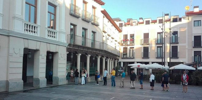 La oficina de atenci n al ciudadano de la plaza mayor - Oficina de atencion al ciudadano madrid ...
