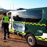 La Guardia Civil inmoviliza 28 vehículos durante las fiestas patronales de Azuqueca de Henares tras dar positivo sus conductores por alcohol o drogas
