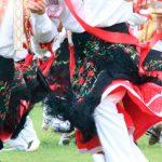 Valverde de los Arroyos celebra el 450 aniversario de la cofradía de los danzantes