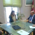 La Diputación ratifica su compromiso para continuar promoviendo los programas de UNICEF a favor de la infancia