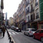 Corte de tráfico provisional de Miguel Fluiters para favorecer la movilidad peatonal en Navidad: estas son las alternativas
