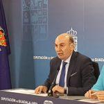 El Presupuesto de la Diputación asciende a más de 61 millones de euros de los cuales la mitad serán inversiones en los municipios