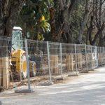La renovación de los 20.000 m2 del Parque de San Roque estará lista durante la primavera