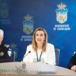 La Policía Local de Guadalajara realizó 139.000 actuaciones en 2018, año en el que multó a 19.040 conductores