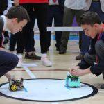 El mejor robot escolar del año en Guadalajara lo han diseñado los alumnos del colegio Giovanni Farina, de Azuqueca