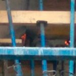 Conato de incendio en un edificio en construcción en Azuqueca de Henares