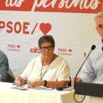 El PSOE elige a José Luis Vega, alcalde de Mondéjar y director de Bienestar Social, como nuevo presidente de la Diputación