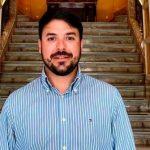 Iván Sánchez, edil de VOX en Alovera será su diputado provincial en la Diputación alcarreña