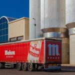 Mahou ha invertido 119,5 millones en su planta de Alovera en los últimos diez años y ha pasado de 10 a 79 recetas
