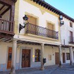 Parque natural de la Sierra Norte. Naturaleza y 'arquitectura negra': La villa medieval-renacentista de Cogolludo (I)