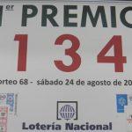Un décimo del Primer Premio de la Lotería Nacional de este sábado, vendido en Azuqueca