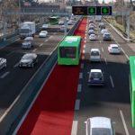 La A2, como la A6, también tendrá carril Bus-VAO en 2021 de Alcalá de Henares a Madrid, ida y vuelta