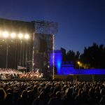 La repentina tormenta del sábado 12 por la noche deja 3 heridos, uno de ellos grave, en Alcalá al caer una torre de iluminación sobre el público durante un concierto