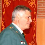 Fallece el comandante de la Guardia Civil de Guadalajara, Ángel Fuentes Bejarano