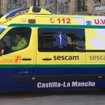 Cinco heridos en un choque entre dos vehículos en Heras de Ayuso, dos de ellos, niños