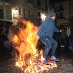 Una treintena de localidades de la provincia celebran la Fiesta de la Inmaculada Concepción, algunas, como Horche, con hogueras