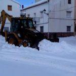 El PP denuncia la descoordinación de la Junta y la Diputación de Guadalajara que ha dejado pueblos aislados por la nieve