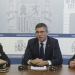 El comisario José Arroyo deja Guadalajara para investigar delitos de falsificación de moneda en la Brigada del Banco de España