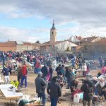Récord de 'cocineros' y visitantes en la VI Fiesta de la Patata de Yunquera de Henares