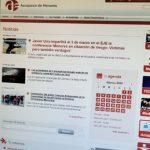El Ayuntamiento de Azuqueca licita el diseño de su nuevo portal web por 107.438,02 euros