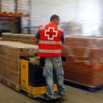 Cruz Roja Guadalajara distribuirá en marzo 1,9 millones de kg de alimentos en Madrid y 95.000 en Guadalajara a personas vulnerables