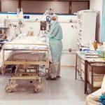 20 de octubre: Un nuevo fallecido por COVID 19 y 113 pacientes ingresados en el hospital de Guadalajara, 16 de ellos en la UCI