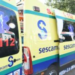 Segundo episodio de ahogamiento en la provincia en cuatro días: Trasladan al hospital de Guadalajara a un hombre de 70 años tras ser rescatado por el socorrista del interior de una piscina en Sigüenza