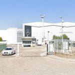 El almacén de Mercedes Benz en Azuqueca presenta un ERTE para casi toda la plantilla, 160 trabajadores, por el coronavirus