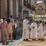 Las celebraciones de Primera Comunión en Guadalajara serán este año a lo largo del verano y en otoño y en grupos de solo cuatro niños