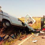 Un muerto y un herido grave en un accidente en la carretera de 'la Patata' entre Alovera y Cabanillas del Campo