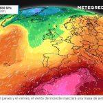 Vuelven los abrigos: Una masa de aire frío dejará temperaturas muy bajas a partir del viernes 25 de septiembre en gran parte de España
