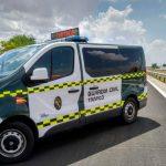 Un muerto y un herido grave en un accidente en la carretera de 'la Patata' a la altura de Cabanillas del Campo