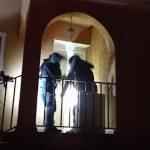14 detenidos en El Casar acusados de un robo en un chalé a punta de pistola y de tráfico de drogas: incautados 250 kilos de marihuana