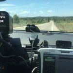 Conduce a 182 km/hora por la carretera de Yebra a Fuentenovilla, limitada a 90 km/hora, lo graba y emite en Instagram… y lo pilla la Guardia Civil