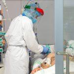 Desciende el número de hospitalizados por COVID 19 en el hospital de Guadalajara de 101 a 88 en las últimas 24 horas, pero con 2 nuevos fallecidos a fecha 31 de octubre