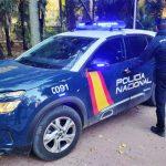 Detenidos dos jóvenes muy violentos y con numerosos antecedentes tras robar el móvil a un hombre en una calle de Guadalajara