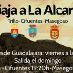 Trillo, Masegoso y Cifuentes reeditan cada fin de semana el 'Viaja a la Alcarria' con autobuses gratuitos desde Guadalajara los viernes y con vuelta el domingo